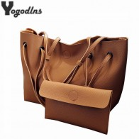 US $9.73 59% OFF|Soft Leather Women Bag Set Luxury Brand 2019 Fashion Designer Female Shoulder Bags Big Casual Bags Set Handbag High Quality-in Shoulder Bags from Luggage & Bags on Aliexpress.com | Alibaba Group