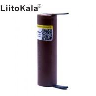 Новый оригинальный аккумулятор HG2 18650 3000 мАч 18650 HG2 3,6 В разрядка 30A, выделенные энергетические батареи для электронной сигареты