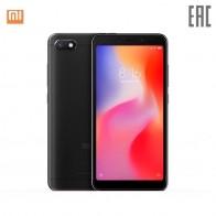 Xiaomi Redmi 6A RU 16 ГБ, Доп. скидка 3% при заказе от 3 шт.[официальная гарантия, быстрая доставка]-in Мобильные телефоны from Мобильные телефоны и телекоммуникации on AliExpress