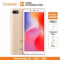 US $86.99 |Global Version Xiaomi Redmi 6A 16GB ROM 2GB RAM (Brand New and Sealed) Redmi6a 16GB-in Cellphones from Cellphones & Telecommunications on Aliexpress.com | Alibaba Group
