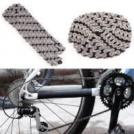 515.94 руб. 17% СКИДКА|Прочный 6/7/8 цепь для скоростного велосипеда MTB горный велосипед Гибридный антикоррозионные 116 ссылки-in Велосипедная цепь from Спорт и развлечения on Aliexpress.com | Alibaba Group