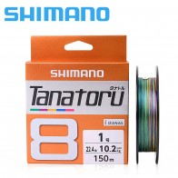 US $21.42 10% OFF|SHIMANO Original fishing line Tanatoru Colors 8 Strands 100% PE 14.5LB 67.8LB Made in Japan Braided Fishing Lines 150M/200M/300M-in Fishing Lines from Sports & Entertainment on Aliexpress.com | Alibaba Group