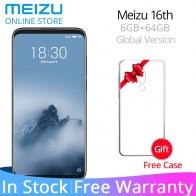 21970.56 руб. |Официальная глобальная версия Meizu 16th 16 th 6 GB 64 GB Snapdragon 845 Octa Core 6,0