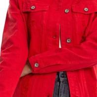 Женская джинсовая куртка Denim Republic ME-459-S - Яркие джинсовые куртки