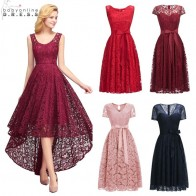 US $24.99 40% OFF Sexy Illusion High Low Lace Cocktail Dresses Elegant Plus Size 2 26W Short Party Dresses Vestidos Coctel Robe de Cocktail-in Cocktail Dresses from Weddings & Events on Aliexpress.com   Alibaba Group