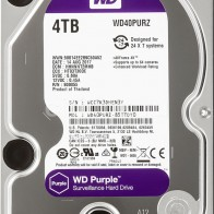 Купить Жесткий диск WD Purple WD40PURZ в интернет-магазине СИТИЛИНК, цена на Жесткий диск WD Purple WD40PURZ (475849) - Москва