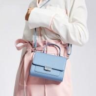 1157.88 руб. 30% СКИДКА|Новые кожаные сумки женские через плечо мини сумка для женщин Мода курьерские сумки дамы Bolsas Feminina купить на AliExpress