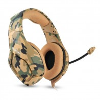 US $11.38 28% OFF|K1B Wired Headphone with Mic Camouflage Gaming Headset for PC Laptop for PS4 Gaming Headphone -in Headphone/Headset from Consumer Electronics on Aliexpress.com | Alibaba Group