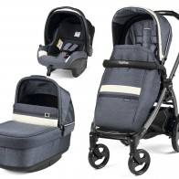 Коляска 3 в 1 Peg Perego Book 51 Pop-Up Modular - Коляски 3 в 1