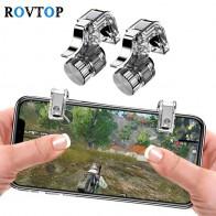 جهاز التحكم في زناد الهاتف المحمول وجهاز التحكم وجهاز التحكم وجهاز الألعاب L1R1 لأجهزة Iphone التي تعمل بنظام الأندرويد Z2