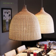 3386.37 руб. 49% СКИДКА|Mooielight белая подвесная подвеска колокольчик лампа Винтаж E27 лампы подвесные светильники для столовая домашний декоративный планетарий ротанговая лампа-in Подвесные светильники from Лампы и освещение on Aliexpress.com | Alibaba Group