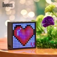3918.03руб. 15% СКИДКА|Divoom Timebox Evo портативный Bluetooth динамик часы будильник DIY Pixel Art светодиодный экран приложение управление Уникальный рождественский подарок украшение on AliExpress - 11.11_Double 11_Singles