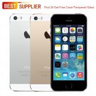 6856.85 руб. 19% СКИДКА|IPhone 5S разблокированный с GSM, 16 ГБ/32 ГБ/64 Гб опционально, выглядит как новый, гарантия 1 год-in Мобильные телефоны from Мобильные телефоны и телекоммуникации on Aliexpress.com | Alibaba Group