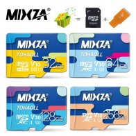 US $3.23 39% OFF|MIXZA Memory Card 256GB 128GB 64GB U3 80MB/S 32GB Micro sd card Class10 UHS 1 flash card Memory Microsd TF/SD Cards for Tablet-in Micro SD Cards from Computer & Office on Aliexpress.com | Alibaba Group