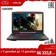 Ноутбук hasee Z7 KP7GH 15,6 дюймов ips FHD/i7 8750H/GTX1060 6 ГБ/8 ГБ/256 ГБ SSD + 1 ТБ HDD/RGB подсветка/DOS-in Ноутбуки from Компьютер и офис on AliExpress