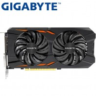 11119.7 руб. |GIGABYTE Графика карты оригинальный GTX 1050 TI 4 GB 128Bit GDDR5 видеокарты для nVIDIA карты Geforce GTX 1050Ti игра Б/у-in Графические карты from Компьютер и офис on Aliexpress.com | Alibaba Group