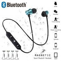 € 2.59 30% de DESCUENTO|Auriculares Bluetooth de atracción magnética auriculares deportivos 4,2 Con Cable de carga auriculares jóvenes micrófono incorporado-in Auriculares y cascos from Productos electrónicos on Aliexpress.com | Alibaba Group