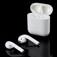 US $39.45 33% OFF|  i10 TWS Double Mini Airpod Wireless Bluetooth  touch  Earphone Earbuds With Charging Box Mic for Samsung Android Xiaomi i7s-in Bluetooth Earphones & Headphones from Consumer Electronics on Aliexpress.com | Alibaba Group