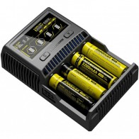 NITECOREЗарядные устройстваЗарядное устройство NITECORE SC4 16652Зарядное устройство NITECORE SC4 16652Nitecore-Shop.ru