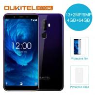 US $99.99 20% OFF|OUKITEL U25 Pro 5.5