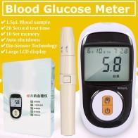 € 6.53 11% de DESCUENTO|Kit de máquina de medición de Diabetes Glm medidor de glucosa en sangre inteligente portátil-in Glucosa en sangre from Belleza y salud on Aliexpress.com | Alibaba Group