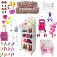 104.01 руб. 16% СКИДКА|NK Mix кукла пластиковая мебель мини игрушки сумка вешалка для куклы Барби аксессуары для Келли DIY игрушки для игрушечного домика JJ-in Куклы from Игрушки и хобби on Aliexpress.com | Alibaba Group