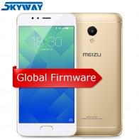 4993.19 руб. 5% СКИДКА|Оригинальный MEIZU M5S, Глобальная Прошивка, 4G LTE Мобильный Телефон, 3ГБ 16ГБ  Восьмиядерный 5.2