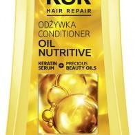 """Бальзам для волос """"Для длинных, посеченных волос"""" - Gliss Kur Oil Nutritive Balsam: купить по лучшей цене в Украине - MAKEUP"""