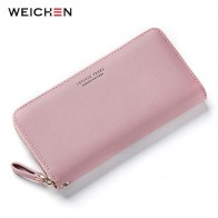 US $7.25 42% OFF|WEICHEN Wristband Women Long Clutch Wallet Large Capacity Wallets Female Purse Lady Purses Phone Pocket Card Holder Carteras-in Wallets from Luggage & Bags on Aliexpress.com | Alibaba Group