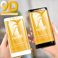 H&A 9D Full Cover Tempered Glass For Xiaomi Redmi Note 7 5 6 Pro Protective Glass Redmi 7 4X 5A 6A 5 Plus 6 Pro Screen Protector-in Phone Screen Protectors from Cellphones & Telecommunications on AliExpress