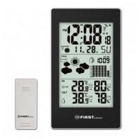 Купить Метеостанция FIRST AUSTRIA FA-2460-4 черный по низкой цене с доставкой из маркетплейса Беру