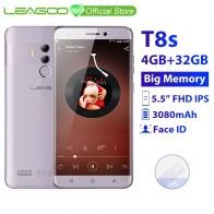 9291.93 руб. 29% СКИДКА|LEAGOO T8s 4 Гб ОЗУ 32 Гб ПЗУ мобильный телефон Android 8,1 5,5