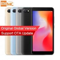 5622.93 руб. |В наличии глобальная версия Xiaomi Redmi 6A 2 GB 16 GB смартфон MTK Helio A22 четырехъядерный 5,45