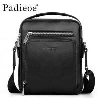 3834.5 руб. |Бренд padieoe 100%, мужская сумка мессенджер из натуральной кожи, повседневная сумка через плечо, деловая мужская сумка, сумки для подарка, сумки на плечо для мужчин on Aliexpress.com | Alibaba Group
