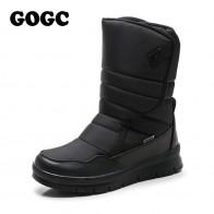 1637.31 руб. 38% СКИДКА|GOGC/Теплая мужская зимняя обувь; брендовая Нескользящая зимняя обувь для мужчин; высококачественные зимние ботинки; мужские теплые зимние ботинки; Мужская обувь; 9635-in Теплые сапоги from Туфли on Aliexpress.com | Alibaba Group