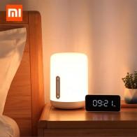 2246.68руб. 28% СКИДКА|Xiaomi Mijia ночники 2 Smart стол привел ночной Bluetooth, Wi Fi Touch Панель Управление mihome приложение свет для Apple homeKit Siri-in Обучаемые пульты ДУ from Бытовая электроника on AliExpress - Необычное от Xiaomi