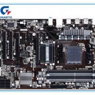 4038.52 руб. 32% СКИДКА|Gigabyte оригинальная материнская плата GA 970A DS3P гнездо AM3/AM3 + DDR3 970A DS3P доски 32 Гб 970 рабочего Материнская плата Бесплатная доставка-in Материнские платы from Компьютер и офис on Aliexpress.com | Alibaba Group