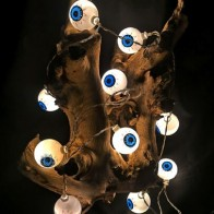 Halloween String Light With 10pcs Eyeball Bulb