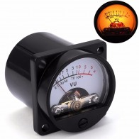 US $5.23 40% OFF|New 6 12V Panel VU Meter Bulb Warm Back Light Recording Audio Level Amp Meter 500UA 35x35mm-in Current Meters from Tools on Aliexpress.com | Alibaba Group