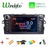 14202.82 руб. 36% СКИДКА|DSP ips Android 9,0 автомобильный dvd плеер с двумя цифровыми входами для TOYOTA AURIS Altis COROLLA 2012 2013 gps радиоэкран стерео навигация Мультимедиа-in Мультимедийные плееры для автомобиля from Автомобили и мотоциклы on Aliexpress.com | Alibaba Group