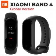 Original Xiaomi Mi Band 4 Global Version Smart Bracelet  Wristband 135mAh Bluetooth 5.0 Screen