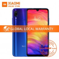 US $174.99 |Global Version Xiaomi Redmi Note 7 4GB 64GB smartphone Snapdragon 660 Octa Core 4000mAh 6.3