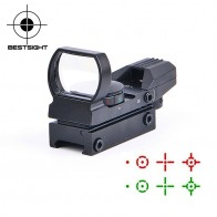 US $15.97 6% OFF|11mm/20mm Rail Riflescope Hunting Optics Holographic Sight Red Dot Sight Reflex 4 Reticle Tactical Scopes Collimator Sight-in Riflescopes from Sports & Entertainment on Aliexpress.com | Alibaba Group