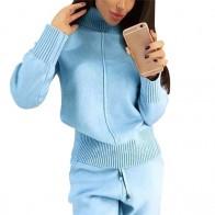 2760.73 руб. 45% СКИДКА|MVGIRLRU женский шерстяной вязаный костюм мягкий теплый зимний костюм женский средней длины пуловер свитер и брюки комплект из 2 предметов оверсайз-in Женские комплекты from Женская одежда on Aliexpress.com | Alibaba Group