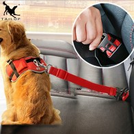 € 1.99 45% de DESCUENTO|[TAILUP] cinturón de seguridad para coche de perro protector de viaje accesorios para mascotas Collar de correa para perro arnés sólido para coche py0006-in Transportines de perro from Hogar y jardín on Aliexpress.com | Alibaba Group