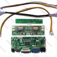 1339.2 руб. 6% СКИДКА|(HDMI + DVI VGA) ЖК дисплей драйвер платы инвертор LVDS Diy мониторы комплект для 21,6 дюймов CLAA216WA01 1366X768-in Комплекты бытовой автоматики from Бытовая электроника on Aliexpress.com | Alibaba Group
