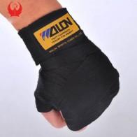 160.91 руб. 17% СКИДКА|2 шт./ширина рулона 5 см длина 2,5 м хлопок спортивный ремешок боксерский бандаж Sanda Muay Thai MMA тхэквондо перчатки для рук обертывания купить на AliExpress
