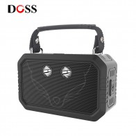 US $35.99 40% OFF|DOSS Traveller Outdoor Bluetooth V4.0 Speaker Waterproof IPX6 Portable Wireless Speakers 20W Stereo Bass shower speaker-in Portable Speakers from Consumer Electronics on Aliexpress.com | Alibaba Group