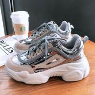 1565.45 руб. 30% СКИДКА|Новинка; женские кроссовки на платформе; весенняя обувь; женская повседневная обувь; женские розовые кроссовки; обувь для папы; кроссовки; basket femme-in Женская вулканизированная обувь from Туфли on Aliexpress.com | Alibaba Group