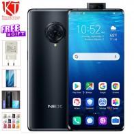 Original vivo NEX 3 teléfono móvil 6,89 pulgadas 8GB 128/256GB 4G y 5G Snapdraon 855 Plus 64MP cámara trasera 16MP frontal 4500mAh teléfonos móviles